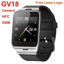 2015 new waterproof SIM Card NFC sd card phone watch