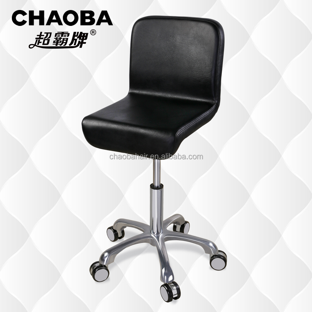 Wholesale Beauty Hairdressing Chair Round Master Chair