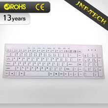 Promotional Custom Waterproof Usb Keyboard Compact