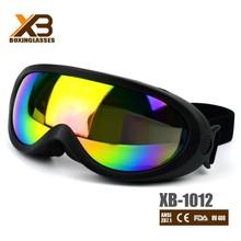 latest mirror lens motorcross goggles
