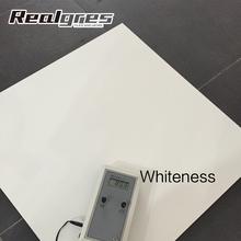 Hot sale cheap price marble design white glazed polished porcelain floor tiles