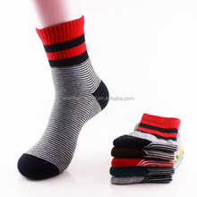 Pure cotton men's socks/Half a gigging sports socks20150323