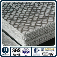 5754 5052 aluminum checkered plate aluminum sheet