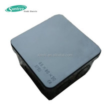 black junction box with normal size,pcb enclosure,standard junction box sizes