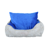 new design washable fabric cheap pet bed for dogs