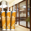 fast cure, construction door and window usage, acetic silicone sealant