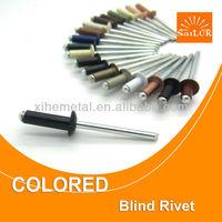 Open type Dome Head blind rivets