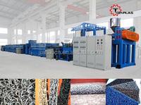 Year 2015 Coil Mat Extrusion Line jual vinyl lantai