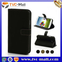 Magnetic Retro Leather Wallet Case for Samsung Galaxy S 4 IV i9500