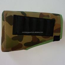 neoprene buttstock shell holder cheek pad