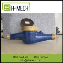 DN15 1/2'' multi-jet cold water meter water meter cover