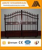 Wrought iron double entry door allibaba.com