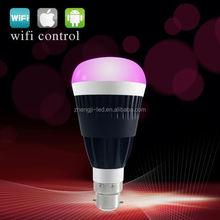 bluetooth,Bluetooth RGBW side emitting led light bulb