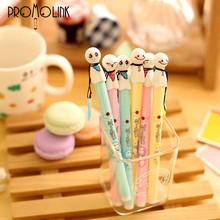 alibaba wholesale unique sunny day dolls 0.38mm students gel ink pen