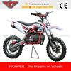 49cc 2 stroke gas mini cross bike for kids
