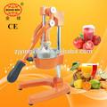 manual de limón y naranja extractor de jugo