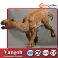 Vg958- museo de las ciencias de la vida exhibe el tamaño de los dinosaurios
