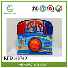 NEW INDOOR BASKETBALL RING NET BACKBOARD & BALL OFFICE STUDY BEDROOM WALL DOOR