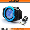 Motorcycle MP3 audio alarm system MT481[AOVEISE]