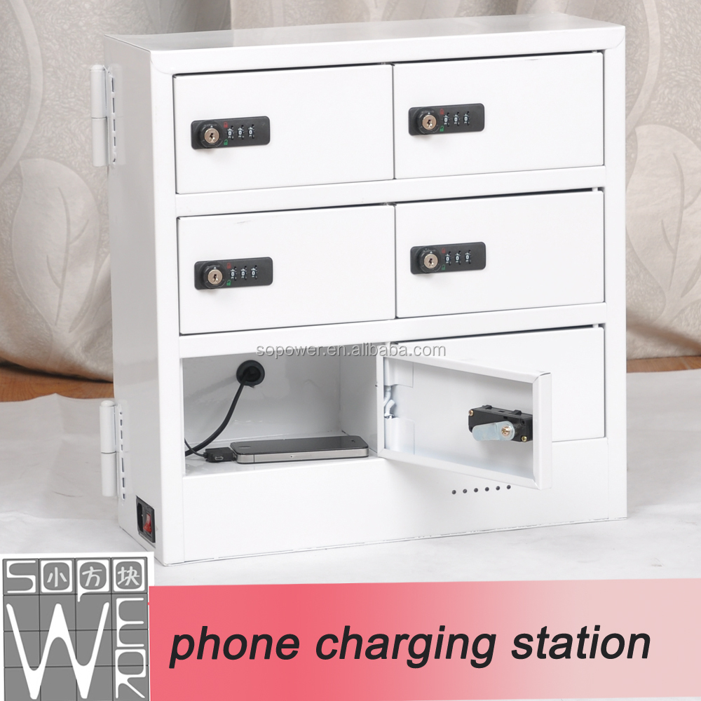 Public Cell Phone Charging Station New Design Hot Selling