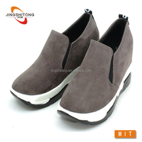 2016 fashion leisure woman high ankle sports shoes