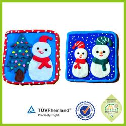 2015 cheap bulk fridge magnets, snowman fridge magnet