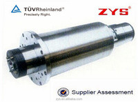 ZYS high-frequency milling spindle for machining center BT50 BT40 HSKE50 ISO30