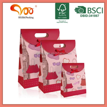 Latest Design Unique personalized paper bag with handle