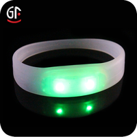 2015 New Bussiness Gifts Birthday Souvenirs Direct Factory Cheap Custom Glow In The Dark Glow Silicone Slap Bracelet