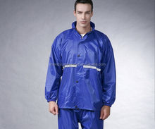 Excellent quality top sell alibaba china polyester adult rain coat