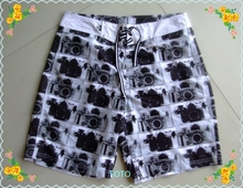 OEM 100% polyester polyester men running shorts wholesale 2015 gym shorts resort wear