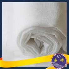 "High quality 100% cotton plain fabric 68X68 63"" cotton fabric overstock"