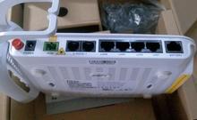 ZTE ONT ONU ZXHN F660 GPON EPON international version SC/APC ZTE F660 4GE+2POTS+WIFI+1USB Bridge/Route+Voice