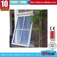 Cheap custom international brand aluminum awning window aluminum glass frame window