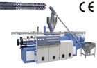 Alta Plasticizing PE PVC máquina da tubulação