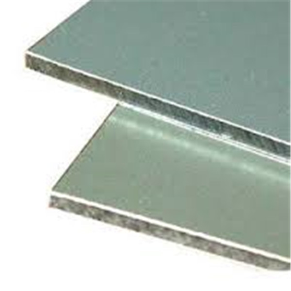 Wholesale New Products Top Grade Aluminum Sheet Sandwich