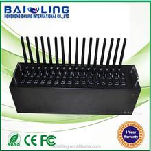 3G WCDMA/UMTS/EDGE/HSDPA 16 port modem pool SIM5320 bulk sms modem pool