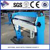 Using for sheet metal manual bending folding machine with best price