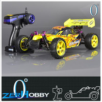 New Rc nitro car hsp 1/10th Scale 4WD Off Road Standed RTR Buggy 94106PRO