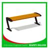 2015 hot new design Chinese manufacturer factory directly Steel Backless Bench Street Furniture Metal Outdoor Furniture