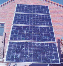 Complete Set High converting solar electricity generating system for home, solar home system 15000 w