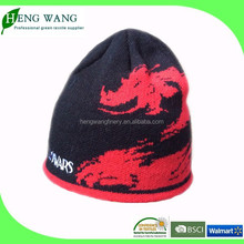 Mens beanie hat, selling hat beanie with custom label