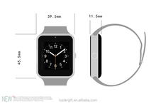 Bluetooth Smart Watch Wristwatch Smartwatch Phone for iPhone Android Smart Mobile Phone