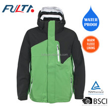 Ski jacket for winter to keep body warmer for man