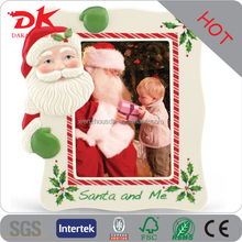 OEM Chipboard picture double clipping christmas photo frames