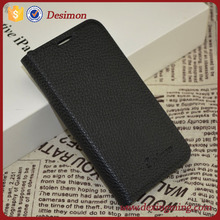 Desimon OEM/ODM factory price luxury wallet stand flip lether phone case for Samsung galaxy s4
