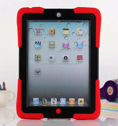 Ultra slim For ipad2/3/4/5 case stylus holder with handle