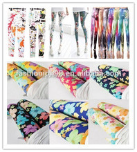 Wholesale fashion print Women legging, 2014 legging sex hot jeans legging picture of jeans pants teen girl women ladies