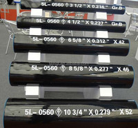 API 5L gr.b ASTM A 106B Seamless pipe