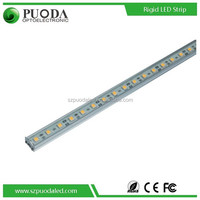 High lumen aluminum waterproof DC12V SMD5050 LED strip rigid bars